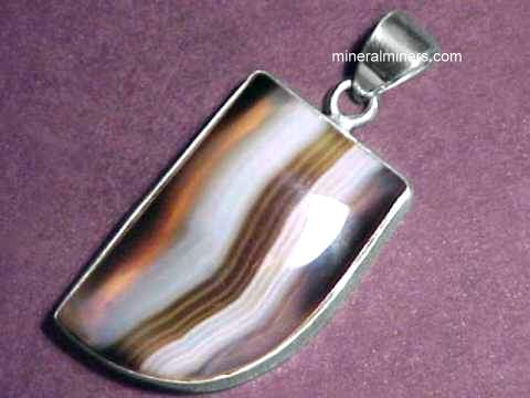 Banded Agate Jewelry
