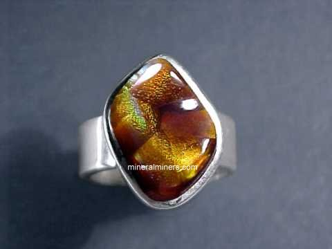 Fire Agate Rings and Jewelry