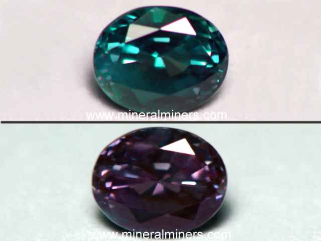 Alexandrite Gemstone: Natural Alexandrite Gemstone