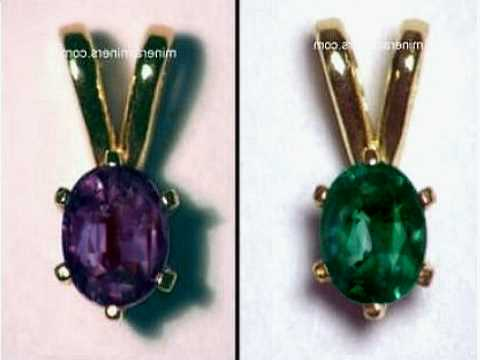 Natural Alexandrite Jewelry
