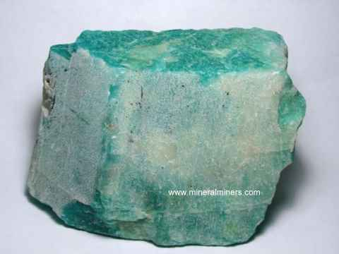 Amazonite Crystals