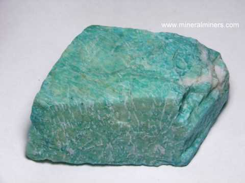 Amazonite Rough Specimens