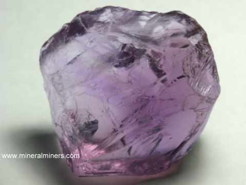 Amethyst Facet Rough
