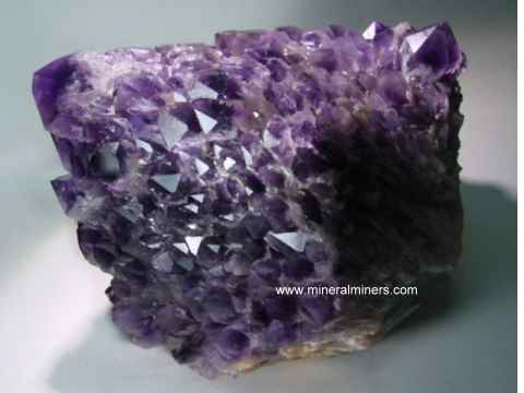 Amethyst Decorator Mineral Specimens