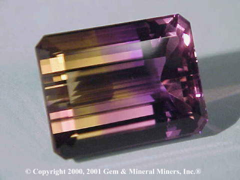 Natural Ametrine Gemstones Virtual Gallery link - click to enter