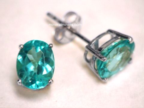 Apatite Earrings