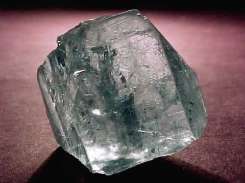 Aquamarine Lapidary and Carving Rough