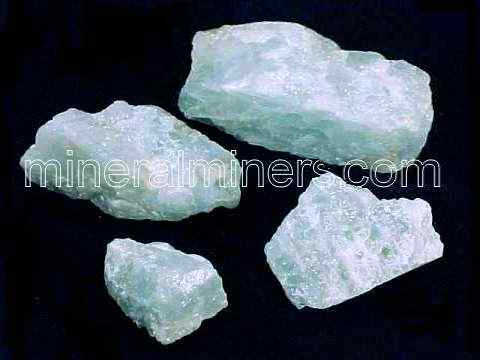 Aquamarine Specimens (with super low bulk quantity discounts!)