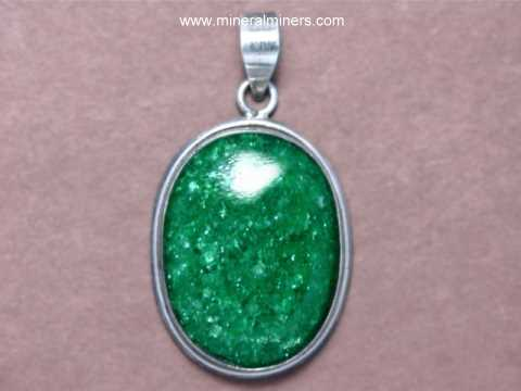 Green Aventurine Quartz Jewelry
