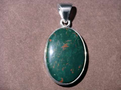 Bloodstone jewelry pendants necklaces rings and bracelets click on any genuine bloodstone jewelry image below to enlarge it mozeypictures Images