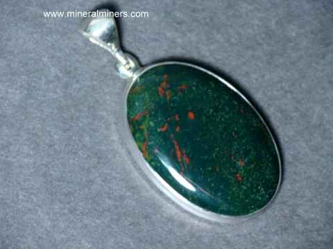 Bloodstone Jewelry