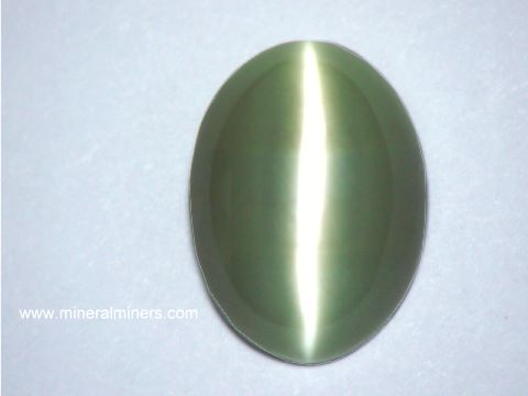 Rare Large Size Collector Quality Chrysoberyl Catseye Gemstone