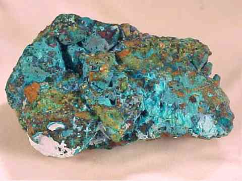 Chrysocolla Mineral Specimens