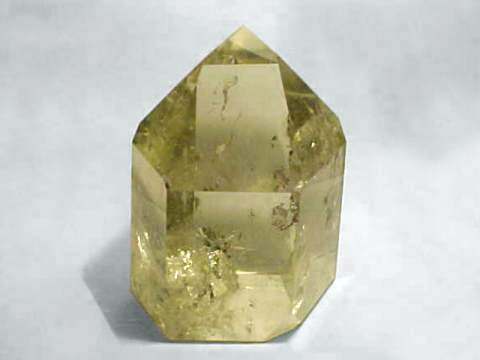 Citrine Crystal - Polished