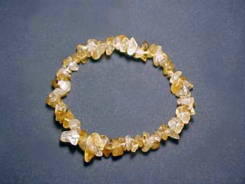 Click On Any Genuine Citrine Bracelet Or Jewelry Image Below To Enlarge It