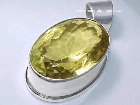 Citrine jewelry genuine citrine pendants rings bracelets and item citj247 aloadofball Choice Image