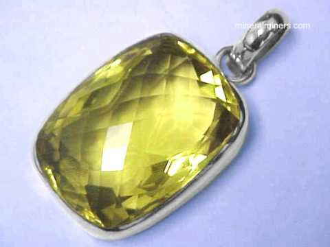 Lemon Citrine Jewelry