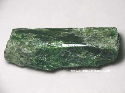 Diopside Crystals and Mineral Specimens