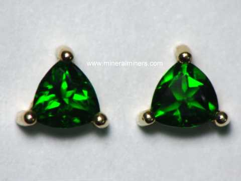 Chrome Diopside Jewelry