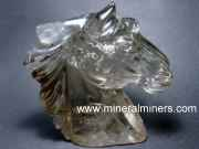Handcrafted Elestial Quartz Crystal Carvings and Gifts