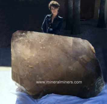 Giant Elestial Quartz Crystals: Spectacular Decorator & Collector Elestial Crystals