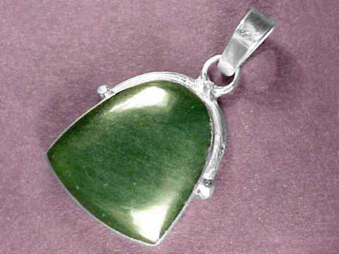 Jade jewelry and cats eye jade jewelry natural nephrite jade pendant item jadj137jade jewelry aloadofball Image collections