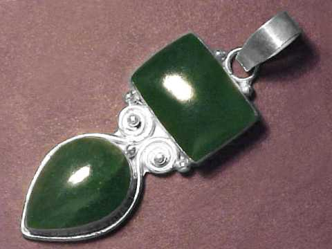 Jade jewelry and cats eye jade jewelry natural nephrite jade pendant item jadj143jade jewelry aloadofball Choice Image