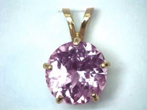 Kunzite jewelry natural kunzite pendants necklaces and kunzite item kunj183kunzite jewelry mozeypictures Gallery