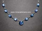 Kyanite Necklace: Blue Kyanite Necklaces