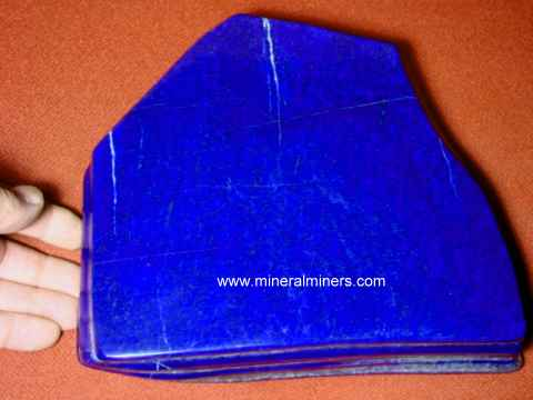 Spectacular Lapis Lazuli Carvings, Jewelry and Decorator Specimens