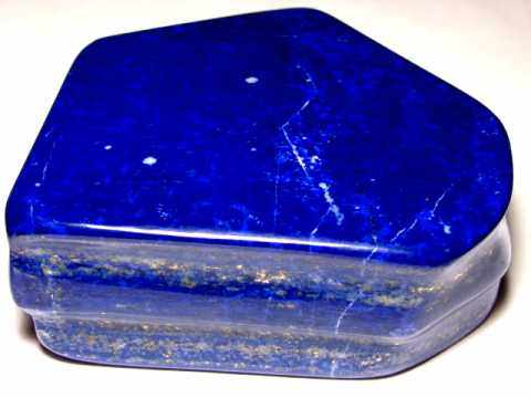 Natural Lapis Lazuli Polished Gift Items