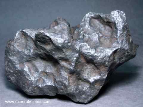 Meteorite: Iron Nickel Meteorite
