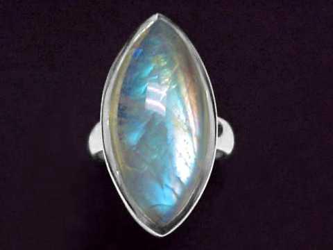 Moonstone jewelry natural rainbow moonstone blue moonstone item mooj380amoonstone jewelry aloadofball Images