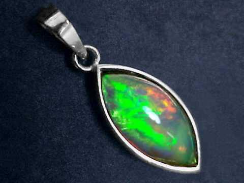 Opal jewelry ethiopian opal jewelry very fine ethiopian opal pendant in 14k white gold item mozeypictures Gallery