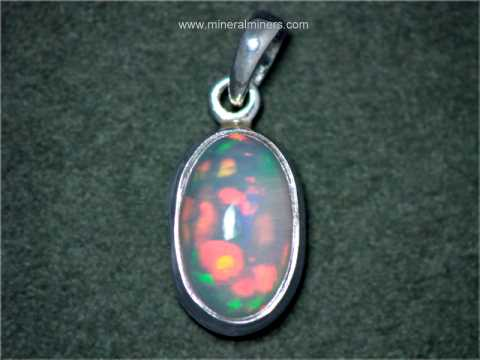 Opal jewelry natural boulder opal jewelry and other precious opal item aloadofball Image collections