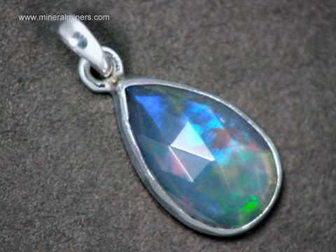 Opal jewelry ethiopian opal jewelry item mozeypictures Gallery