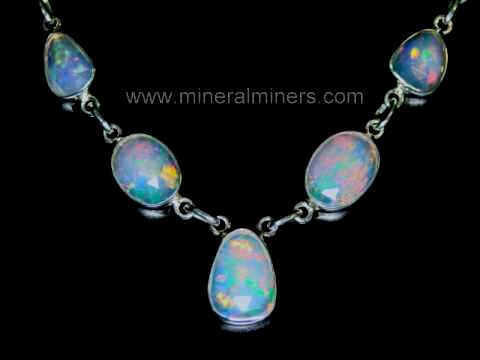Wholesale AAA natural multicolored Ethiopian Opal pair of pendants in sterling silver with 18 in silver chains included EOPP473