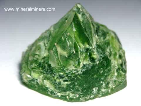 Pakistan Natural Fine Rich Green Peridot AAA Grade Emerald