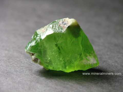 Peridot Lapidary and Carving Rough