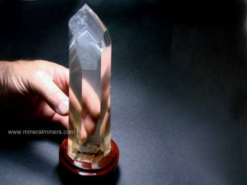 Collector Quality Phantom Quartz