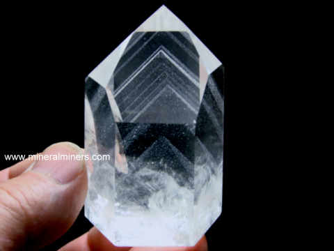 Phantom Quartz Crystals