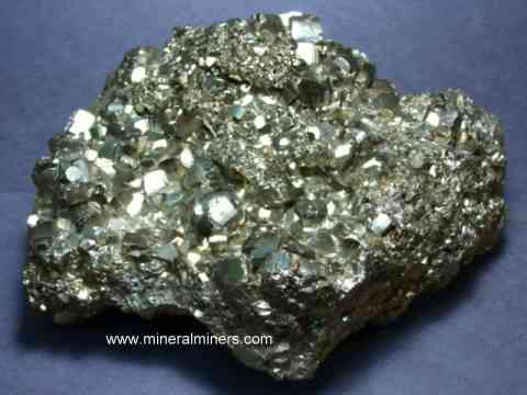 Spectacular Pyrite Decorator Specimens and Collector Quality Pyrites