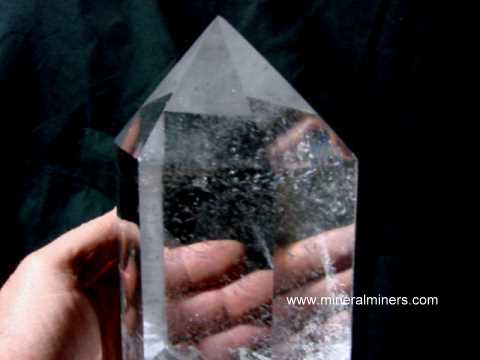 Collector Quality Quartz Crystals