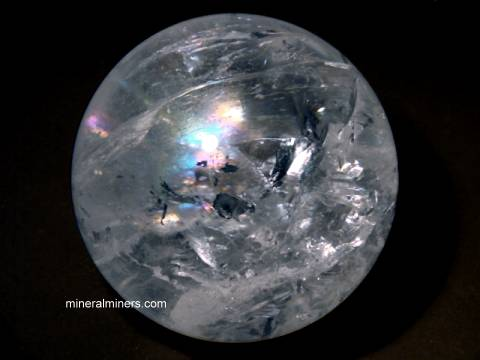 Quartz Crystal Balls