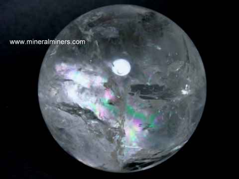 Crystal Balls: Natural Quartz Crystal Spheres