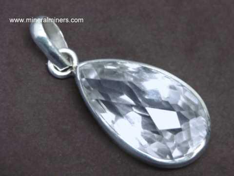 Quartz crystal jewelry natural rock crystal quartz jewelry this aloadofball Images