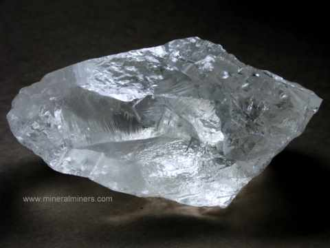 Rock Crystal Quartz Lapidary Rough