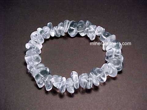 Superior Grade Rock Crystal Bracelet 1 2 3