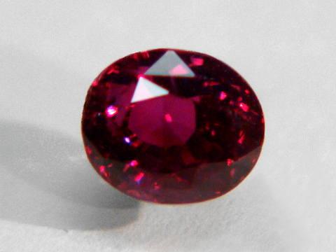 Ruby Gemstones