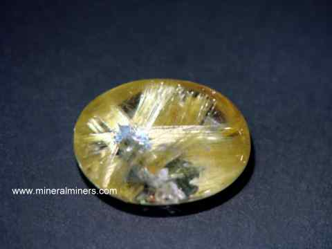 Collector Quality Rutilated Quartz